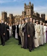 Logo de la série Downton Abbey