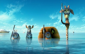Madagascar 3 : Bons baisers d'Europe  Bande annonce 1 VF